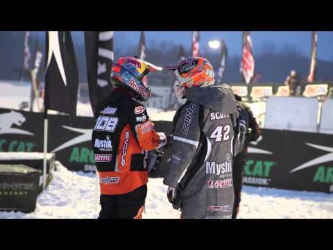 ACS AMSOIL Championship Snocross GoPro Jake Scott Polaris Levi LaVallee Red Bull