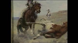 Bill Gollings: Cowboy Artist - Main Street, Wyoming