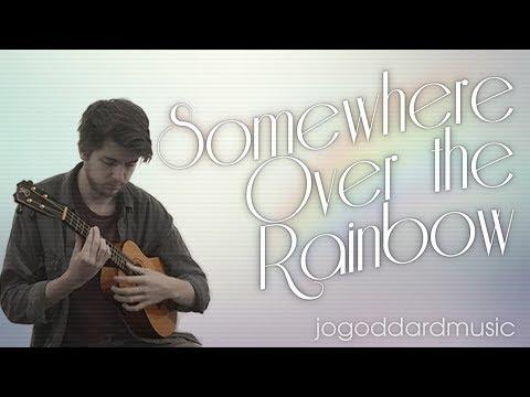 SOMEWHERE OVER THE RAINBOW // Ukulele Instrumental