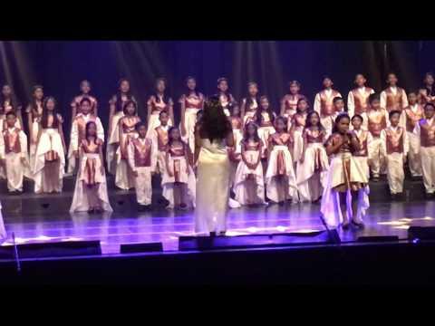 Walau Ku Tak Dapat Melihat - TBAA Vocal Group