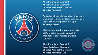 Baixar Hino Paris Saint-Germain Football Club | Hino PSG ( FRA )