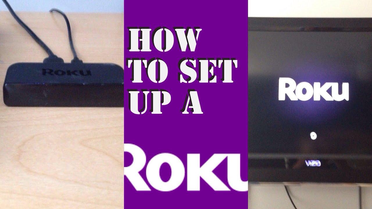 how to set up setbroadcast on roku