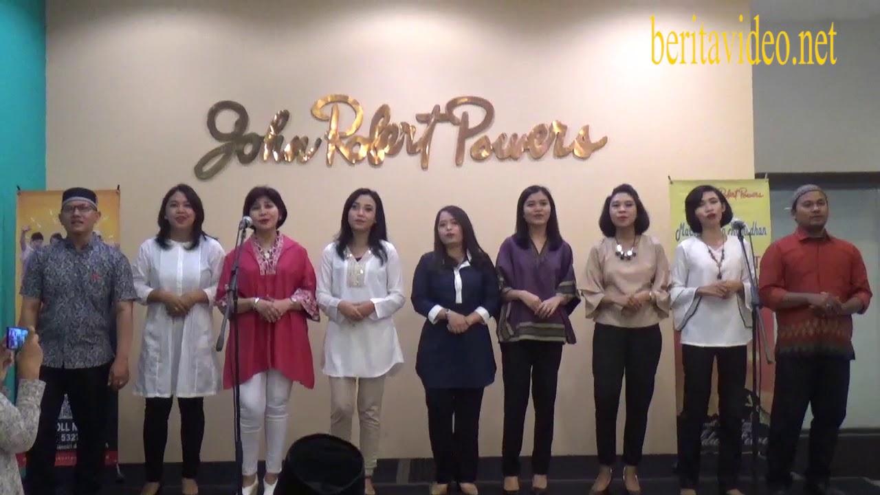 John Robert Powers Surabaya Indahnya Kebersamaan Di Bulan Ramadhan 1439 H Youtube