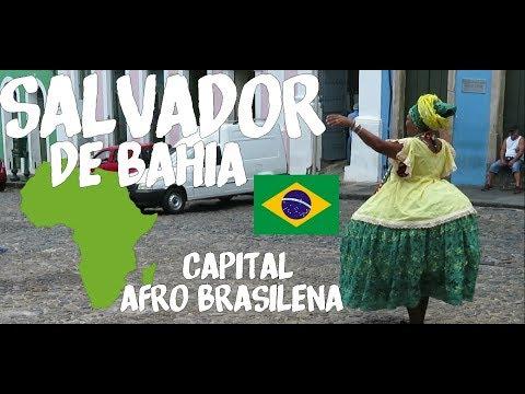 Salvador de Bahia : capital afro-brasileña...