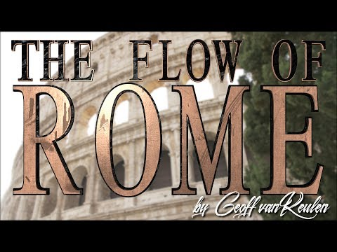 The Flow of Rome | 4K CINEMATIC TRAVEL FILM