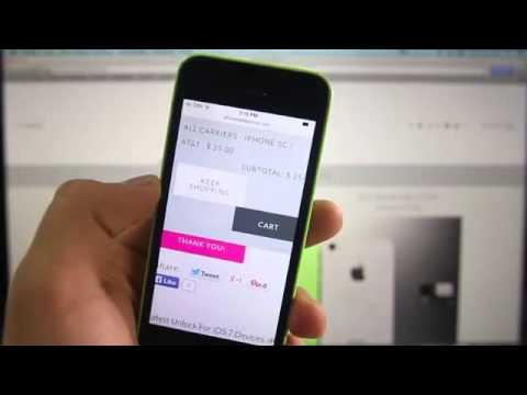 how to unlock iphone 5c verizon how to unlock ios 7 iphone 5s 5c 5 amp 4s any carrier 19230