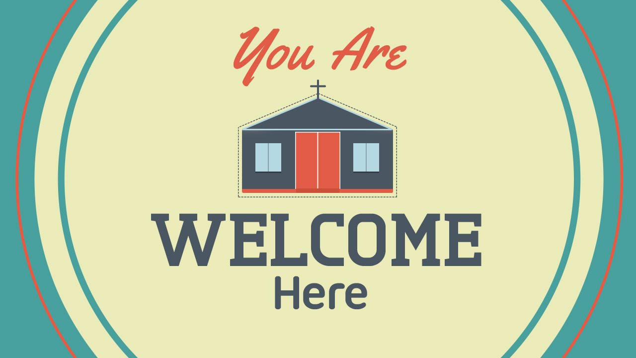 You are welcome here church welcome youtube m4hsunfo