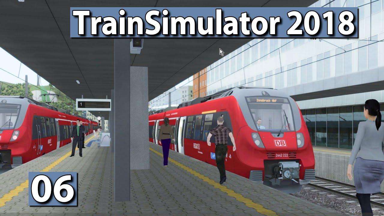 train simulator 2018 auf seife bremsen 6 zug simulator. Black Bedroom Furniture Sets. Home Design Ideas