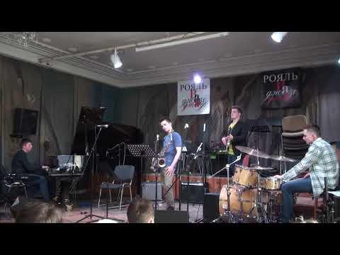 Alexander Verizhenko Group - James Farm (Joshua Redman, Aaron Parks) -
