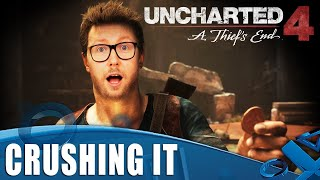 Uncharted 4 - Can We Handle Crushing Difficulty?