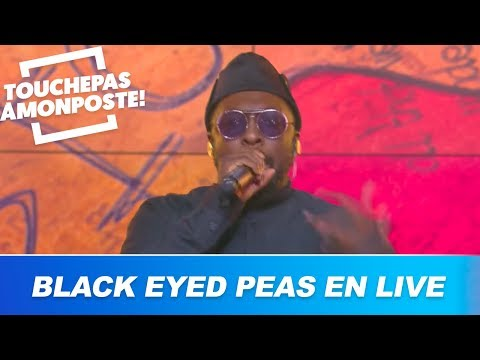 Black Eyed Peas - Big Love (Live @TPMP)