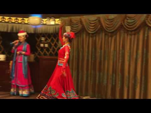Mongolian Song and Performance at 99 Yurts - Beijing, China 10/25/2016