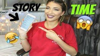 STORY TIME : Harcelée par un abonné !!!