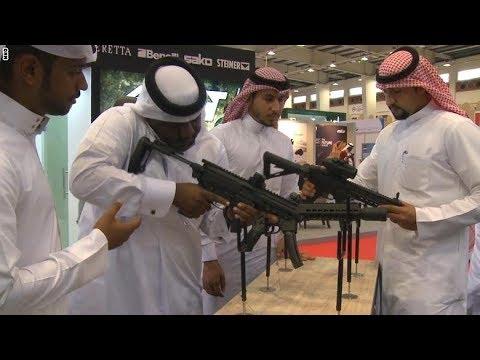 بنادق ورشاشات إماراتية الصنع بمعرض البحرين العسكري  - نشر قبل 30 دقيقة