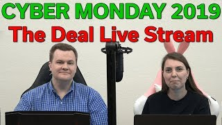 Cyber Monday 2019 — The Deal Live Stream — 12/02/19 — Tech Deals
