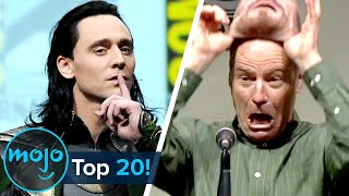 Download lagu Top 20 Comic-Con Surprises of All Time