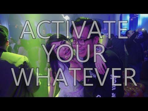 Gofar Hilman | Activate Your Whatever
