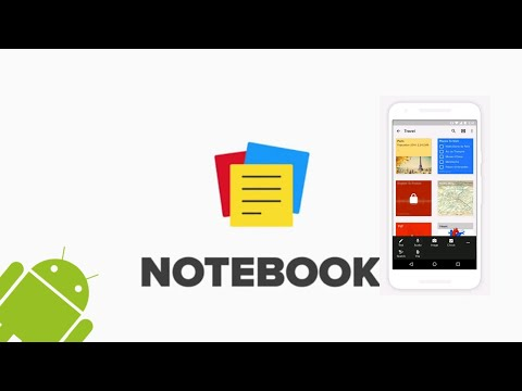 Best Notebook App For Android | Take Notes, Sync