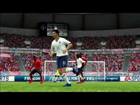 EA Sports FIFA World Cup 2010 - USA Playthrough Qualification (EP 2)