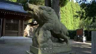 宇佐八幡神託事件で道鏡の皇位継承を阻止した和気清麿呂公を祀っていま...