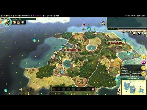 Civilization V By Land & Sea (Anglo German Alliance) Episode 6)