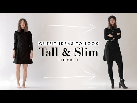 Outfits to Look Taller & Slimmer | Petite Style Tips Ep. 4