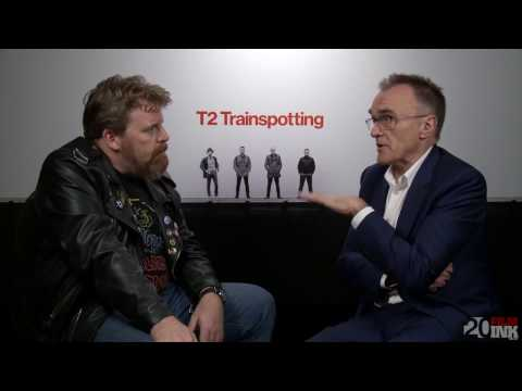 T2 Trainspotting Interview