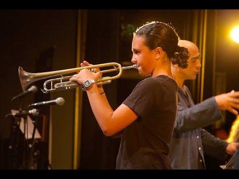 2017 What's new SANT ANDREU JAZZ BAND (ELSA ARMENGOU ) ( JOAN CHAMORRO dir.)& JOE MAGNARELLI