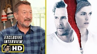 Director Steven Knight Exclusive Interview For Serenity (2019)