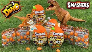 SMASHERS Series 3 Epic Dino Egg EPIC UNBOXING!