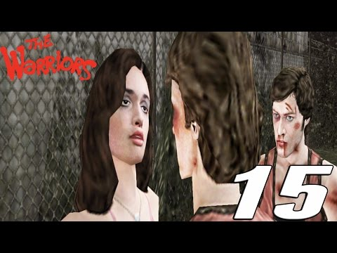 """""""The Warriors Game"""" PS4 Walkthrough Ep. 15- YOU'RE DEAD! THE MOVIE!!"""