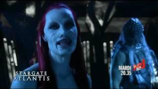 Bande Annonce  Stargate Atlantis sur NRJ12 le 22 juin 2010 à 20h35 SGA Très Bonne Qualité