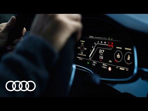 Audi RS Q8 – Audi virtual cockpit