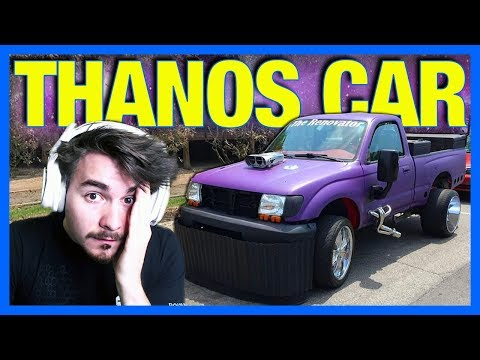 Forza Horizon 3 : THANOS CAR!! thumbnail