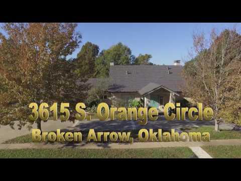 3615 S.  Orange Circle, Broken Arrow, OK