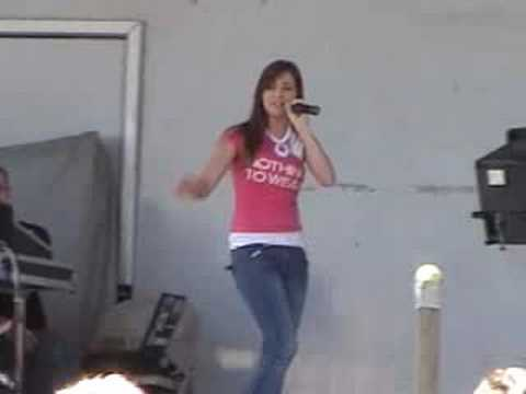 16 years old singing Beautiful By Christina Agulera Prince Georges County Fair 2nd Annual Karaoke
