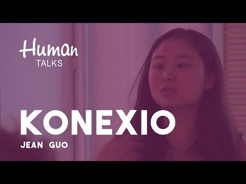 Konexio - autonomie et solidarité par l'apprentissage numérique par Jean Guo