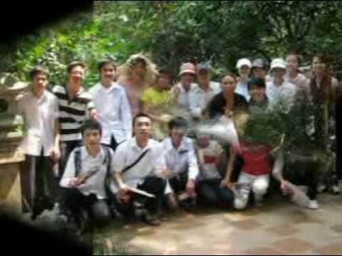 Du lịch Đền Hùng - 12A4 niên khóa 2006-2009 trường THPT Phạm Ngũ Lão