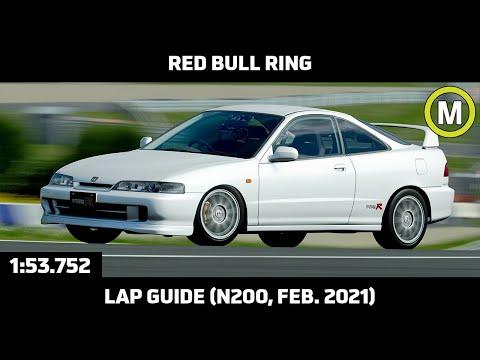 Gran Turismo Sport - Daily Race Lap Guide - Red Bull Ring - Honda Integra Type R (N200)