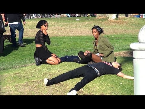 Broken Neck Prank!!