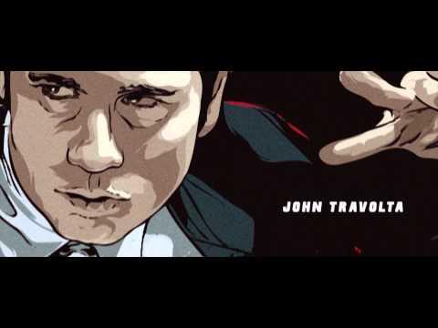 Pulp Fiction Opening [Title art work]