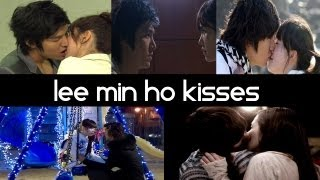 Top 5 Best Lee Min Ho Kisses (이민호) - Top 5 Fridays