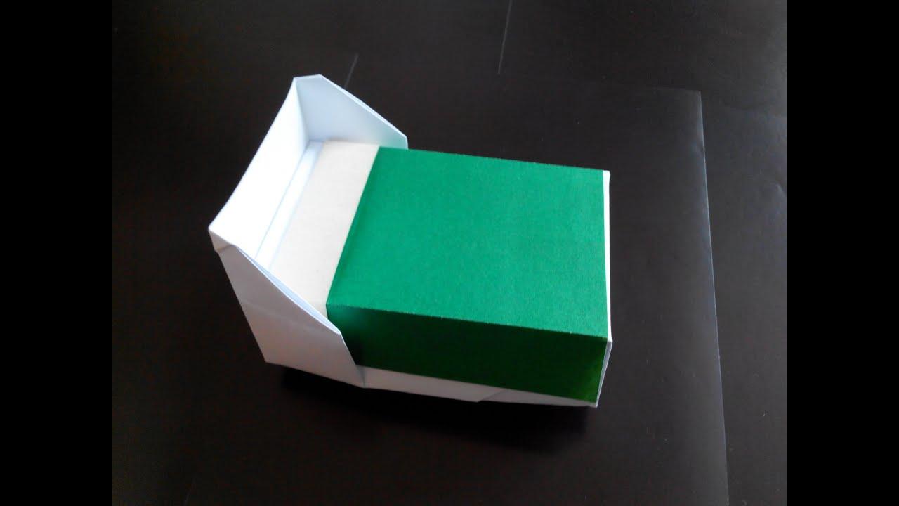 Кровать оригами схемы