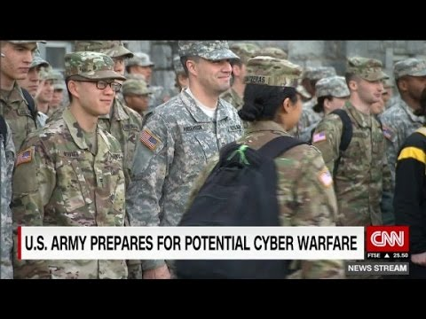 The cyber soldiers of the future