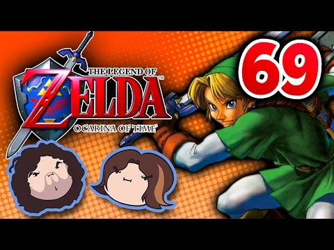 Zelda Ocarina Of Time: Rhyme Time! - PART 69 - Game Grumps