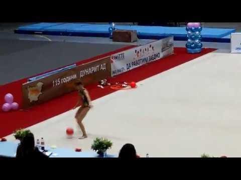 Yanitza Ivanova Ball Danube Pearl 2018