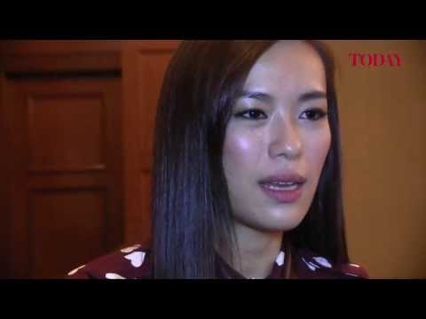 TODAY speaks to Rebecca Lim at The Dream Makers press conference