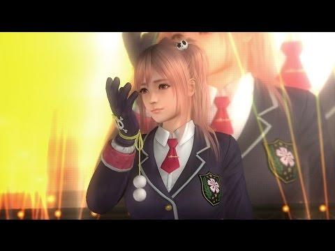 Dead or Alive 5: Last Round - Honoka Trailer