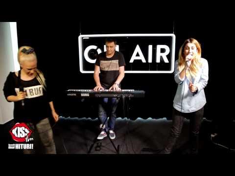 Amna feat. Adda - Fara aer live @ Kiss FM