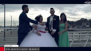 Seniha & Sali Wedding-Hochzeit-Trailer By Lüks Video Fotostudio